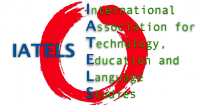 Why Conferences with IATELS ?