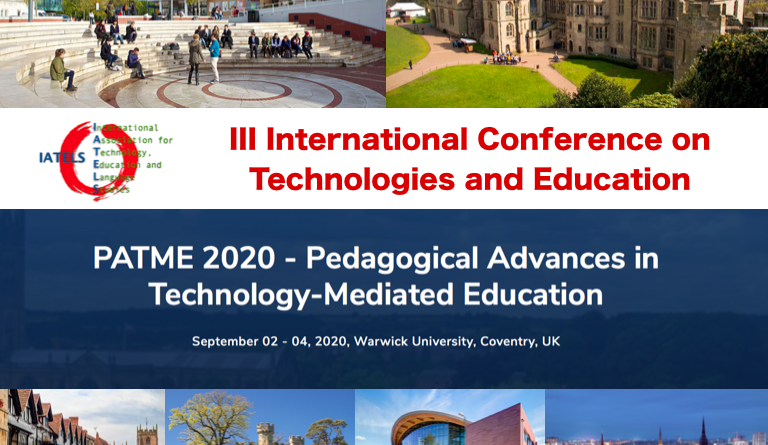Check Early Registration Dates for PATME 2020 in Warwick University in UK